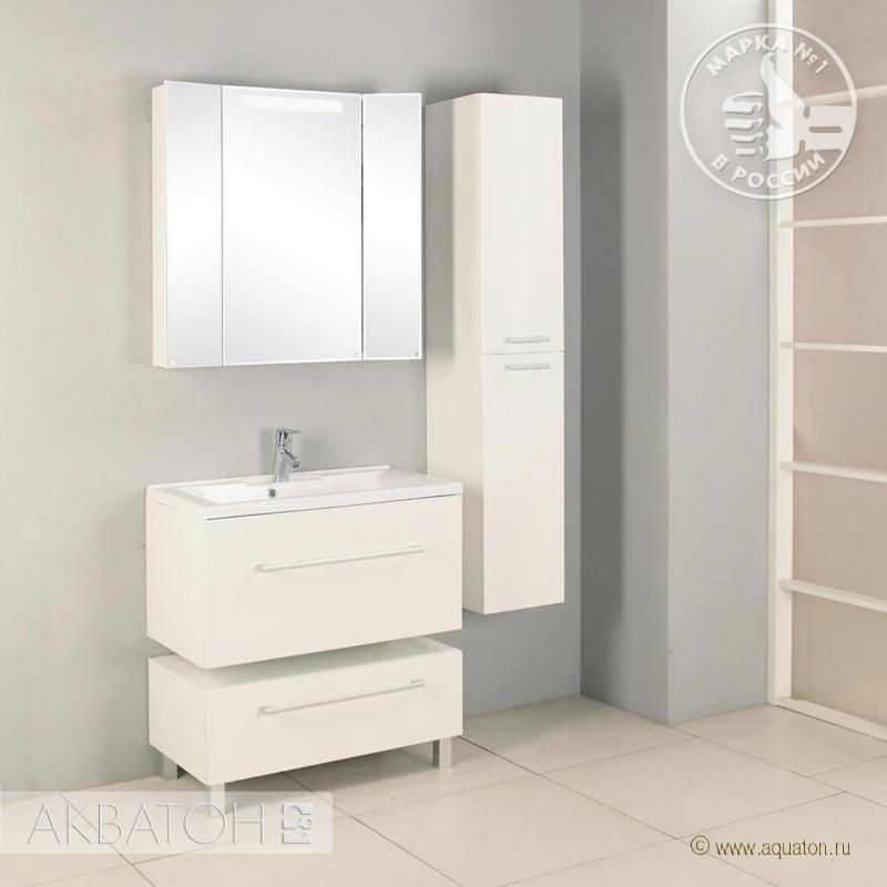 Merida мебель для ванной купить смеситель на борт ванны золото